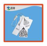 Personalizar diferentes estilos de prendas de vestir las etiquetas con sello de la cadena