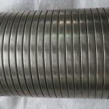 Tubazione flessibile collegata dell'acciaio inossidabile