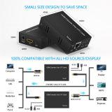 単一Cat5e/6上の60m HDMIエクステンダー