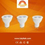 Hochwertige Glasbirne des objektiv-LED der Beleuchtung-7W GU10 MR16 LED