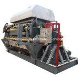 Ролик пару формовочная машина самый большой поддон для яиц мякоти бумаги машины литьевого формования