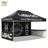 10X10FT 10X15FT 10X20FT Gazebo publicité pop-up de renom tente d'auvent