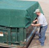 Lona de PVC para a tenda laminado de PVC Tarp