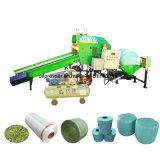 De professionele Machine van de Omslag van de Baal van het Stro van het Gras van het Kuilvoeder van het Landbouwbedrijf van het Gebruik Netto
