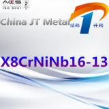 X8crninb16-13 de Pijp van de Plaat van de Staaf van het Roestvrij staal
