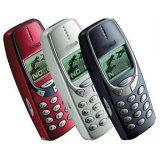 Comercio al por mayor 3310 el teclado del teléfono móvil celular de Nokia