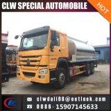 Haute qualité HOWO 6*4 LHD Rhd asphalte camion de transport du bitume de camion de pulvérisation