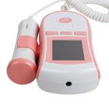 2 Zak Foetaal Doppler van de Monitor van de Baby van de Hartslag van de Monitor van Mhz de Foetale Foetale met Ce- Certificaat