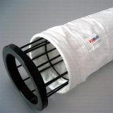 De PTFE Yuanchen Bolsas de filtro de alta resistencia a la abrasión de la incineración de residuos