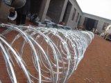 ステンレス鋼かみそりの有刺鉄線