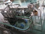 Cgf totalmente automática de la serie 3 en 1 vaso de agua mineral de la máquina