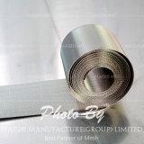 100 меш проволочной сетки из нержавеющей стали