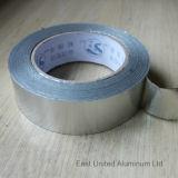 Cinta de lámina de aluminio plateado Aluminio autoadhesiva