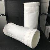 Yuanchen blanco Color de alta resistencia a la Abrasión Bolsas de filtro de la industria del cemento plantas de energía