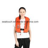 Inflables personalizada para los hombres chaqueta de la vida marina