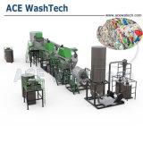 ABS/PC/PP/PE plastic Materiaal en het Plastiek die van het Recycling Machine pelletiseren verven