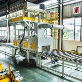 Chapa de aço da China H Pre-Treatment Automática da superfície do feixe do Transportador de rolos de limpeza Granalhagem a máquina