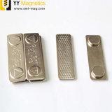 Personifizierter magnetischer Namensmarken-Metallnamensabzeichen-Magnet