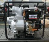 Bizon Diesel van het Begin van 6 Duim de Elektrische Draagbare LandbouwPompen van het Water