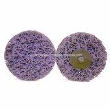 Politriz abrasivos de alta eficiência de disco de lixa Diamante