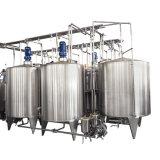Type de chauffage à vapeur boire des boissons gazeuses de jus de machine de traitement