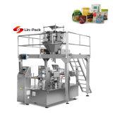 Machine d'emballage rotatif automatique pour granule de nourriture solide