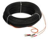 Одномодовый оптоволоконный кабель под многоядерные процессоры для использования вне помещений оптоволоконный кабель питания исправлений
