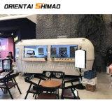 Hot Sale caravane Panini café électrique de poulet rôti Panier