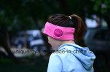 Het sportieve Weven van Polyster van de Hoofdband van Bluetooth van de Yoga