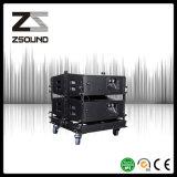 Zsound La110 ligne vocale fournisseur de 10 pouces de haut-parleur de renfort de son d'alignement