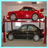 2 Pfosten-Auto-Parken-System des Automobil-Auto-Fahrzeug-hydraulisches Motorvier in USA