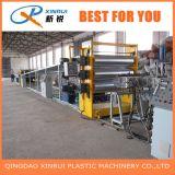 Chaîne de production en plastique d'extrudeuse de panneau de feuille de PE de pp
