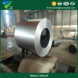 Baumaterial-heißer eingetauchter galvanisierter Stahl im Ring, Zink-Aluminium