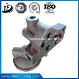 Peça da carcaça de areia do verde do molde de metal feito/molde do ferro com prevenção de oxidação