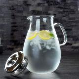 De Waterkruik van het Glas van de Pot van de Koffie van de Ketel van het glas