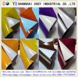 Glattes Belüftung-selbstklebendes Farben-Vinyl mit hohem Aufkleber für Ausschnitt-Plotter