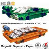Separador permanente de Mangetic para o ferro metalúrgico da escória