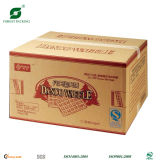 La impresión flexo caja de embalaje de cartón ondulado (FP7040)