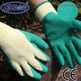 Упор для рук и Thumber Nmsafety покрытием перчатки из латекса