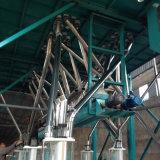 Mulino da grano del mais del mercato dell'Uganda della strumentazione di macinazione di farina del mais