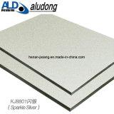 Uso composto do painel de Firepoof/o de alumínio do painel para a parede do revestimento