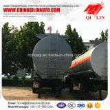 De catégorie comestible d'acier inoxydable d'huile végétale de camion-citerne remorque semi