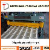 Type courant 1000 tuile de Dx Nigéria de glaçure faisant la machine