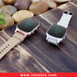 Stilvoller Smartwatch Armband-Verfolger älterer GPS