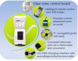 Machines de bille de tir de tennis d'OEM à vendre avec la batterie au lithium