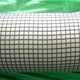 Geocomposite des nichtgewebten Geotextile und des Fiberglases Geogrid