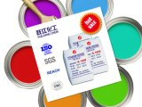 Dioxyde de titane blanc nano de rutile de colorant pour l'encre Slap-up