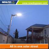 indicatore luminoso di via solare di 20W-120W Bridgelux LED