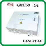 9 contenitore solare di combinatrice di CC 1000V SPD PV dell'input delle stringhe