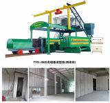 Tianyi специализировало полую производственную установку блока гипса машины сердечника